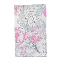 Коврик для ванной Ag concept Birds розовый 50х60 см