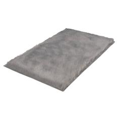 Коврик для ванной Kleine Wolke Cassy серый 60х100 см