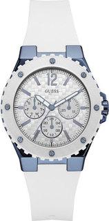 Женские часы в коллекции Indigo Illusion Женские часы Guess W0149L6