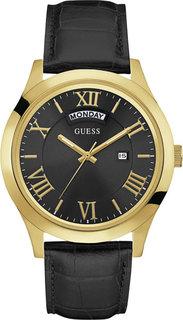 Мужские часы в коллекции Dress Steel Мужские часы Guess W0792G4