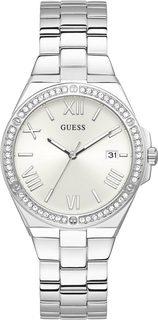 Женские часы в коллекции Dress Steel Женские часы Guess GW0286L1