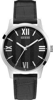 Мужские часы в коллекции Dress Steel Мужские часы Guess GW0250G1