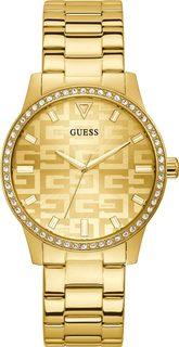Женские часы в коллекции Dress Steel Женские часы Guess GW0292L2