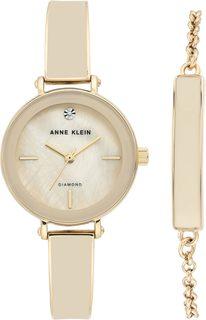 Женские часы в коллекции Box Set Женские часы Anne Klein 3620CRST