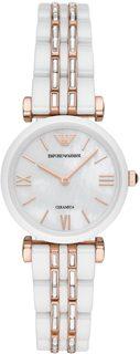 Женские часы в коллекции Gianni T-Bar Женские часы Emporio Armani AR70004
