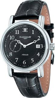 Мужские часы в коллекции Fitzroy Мужские часы Earnshaw ES-8027-01