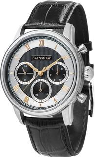 Мужские часы в коллекции Longitude Мужские часы Earnshaw ES-8105-05