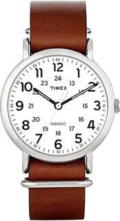 Мужские часы в коллекции Weekender Мужские часы Timex T2P495
