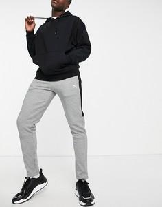 Серые джоггеры Puma-Серый