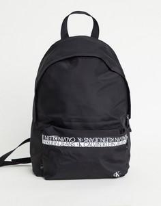 Черная сумка Calvin Klein Jeans Mirror Campus-Черный цвет