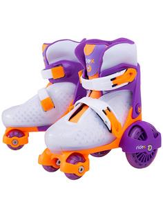 Коньки Ridex Fortuna размер S 30-33 Purple УТ-00018612