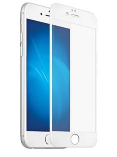 Защитное стекло Mietubl для APPLE iPhone 7 Plus / iPhone 8 Plus 2.5D Full Glue White M-835606