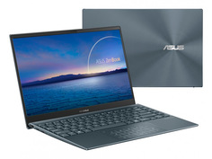 Ноутбук ASUS ZenBook 13 UX325EA-KG272T 90NB0SL1-M06680 (Intel Core i7-1165G7 2.8GHz/16384Mb/512Gb SSD/Intel Iris Xe Graphics/Wi-Fi/Bluetooth/Cam/13.3/1920x1080/Windows 10 Home-bit)