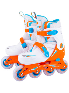 Коньки Ridex Cricket р.M 35-38 Orange