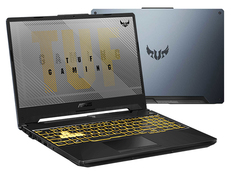 Ноутбук Asus TUF Gaming F17 FX706LI-H7234R 90NR03S1-M05150 (Intel Core i7 10850H 2.7Ghz/32768Mb/1024Gb SSD/nVidia GeForce GTX 1650 Ti 4096Mb/Wi-Fi/Bluetooth/17.3/1920x1080/Windows 10 Pro 64-bit)