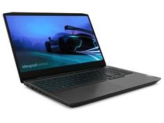 Ноутбук Lenovo IdeaPad 3 Gaming 15ARH05 82EY00A8RK Выгодный набор + серт. 200Р!!!(AMD Ryzen 7 4800H 2.9GHz/16384Mb/512Gb SSD/nVidia GeForce GTX 1650 Ti 4096Mb/Wi-Fi/15.6/1920x1080/DOS)