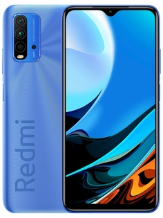 Сотовый телефон Xiaomi Redmi 9T 4/64Gb Blue Выгодный набор + серт. 200Р!!!