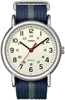 мужские часы Timex T2N654. Коллекция Weekender