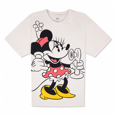Женская футболка Disney Mickey & Friends Short Sleeve Tee Levis