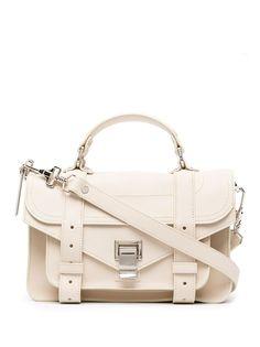 Proenza Schouler сумка-тоут PS1 Tiny Lux