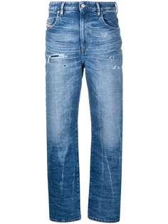 Diesel джинсы D-Reggy прямого кроя