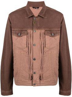 Diesel куртка-рубашка в двух тонах
