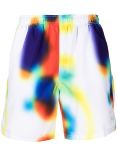Stussy шорты с принтом Soul Water