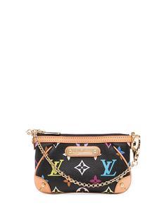 Louis Vuitton мини-сумка Pochette Milla PM 2009-го года