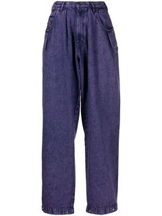 Diesel джинсы бойфренды с завышенной талией