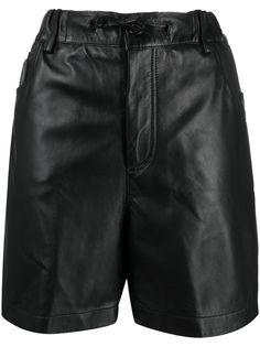 Trussardi шорты с завышенной талией
