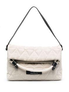 Karl Lagerfeld сумка-тоут из коллаборации с Amber Valletta