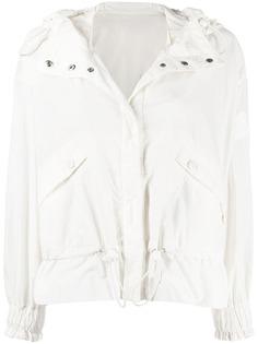 Moncler куртка Albireo с капюшоном