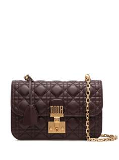 Christian Dior сумка на плечо Cannage Dioraddict pre-owned