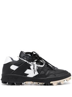 Off-White кроссовки Mountain Cleats