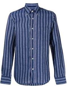 Canali полосатая рубашка