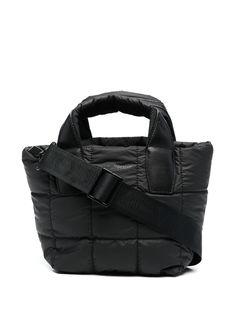 VeeCollective дутая мини-сумка
