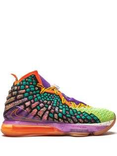 Nike высокие кроссовки LeBron 17