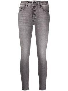 Calvin Klein Jeans джинсы скинни с логотипом