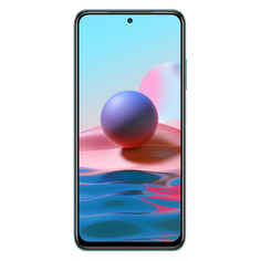 Смартфон XIAOMI Redmi Note 10 4/64Gb, зеленый