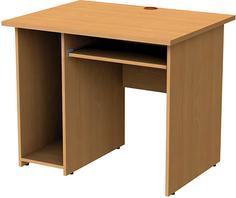 Компьютерный стол МОНОЛИТ 90х70х75 см, бук (640095)