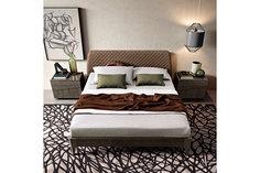 Кровать без подъёмного механизма Tekno Saturno Hoff