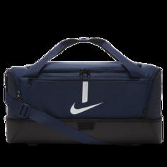 Футбольная сумка-дафл с жестким дном Nike Academy Team (средний размер) - Синий