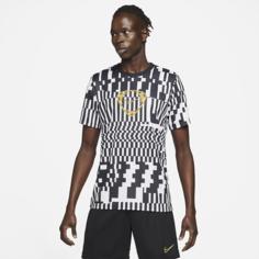 Мужская игровая футболка Nike Dri-FIT Academy - Белый