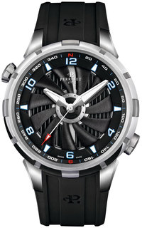 Швейцарские мужские часы в коллекции Double Rotor Мужские часы Perrelet A1066/4
