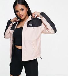 Светло-розовая куртка The North Face Sheru – эксклюзивно для ASOS-Розовый цвет