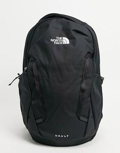 Черный рюкзак The North Face Vault