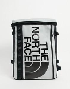 Серый рюкзак The North Face Base Camp Fusebox