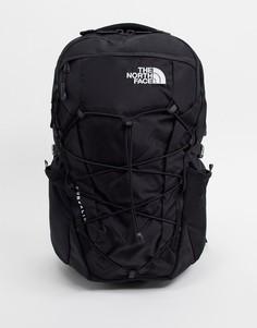 Черный рюкзак The North Face Borealis-Черный цвет