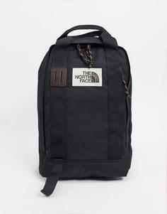 Черный рюкзак The North Face Tote-Синий