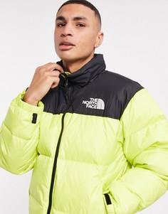 Желтая курткаThe North Face1996RetroNuptse-Желтый